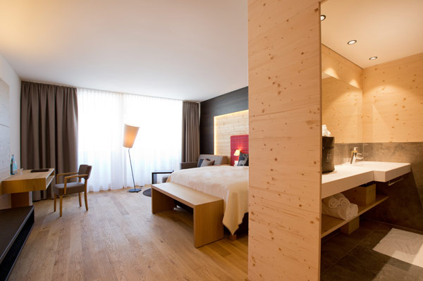 Hotel Walserstube Warth - Rooms