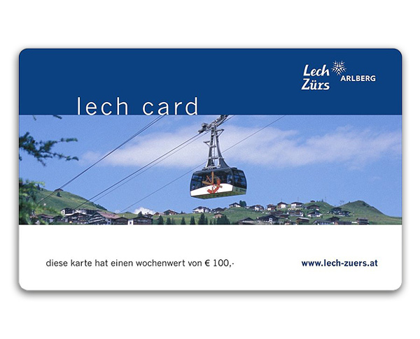 Hotel Walserstube - Lech-Warth-Card